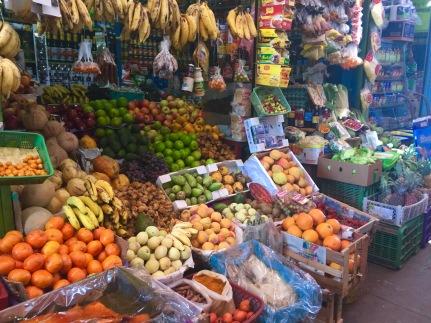 So many types of fruit