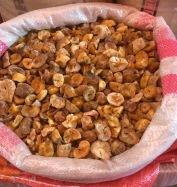 Papa seca- dried potato